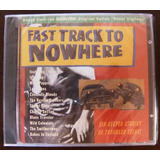 Cd Fast Track To Nowhere Iggy Pop Concrete Blonde Smithreens