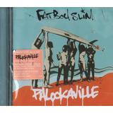 Cd Fatboy Slim Palookaville 2004 Feat Damon Albarn Lacrado