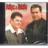 Cd Felipe E Falcão   Vol 01