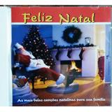 Cd Feliz Natal   As Mais Belas Canções Natalinas