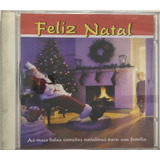 Cd Feliz Natal As Mais Belas Cancoes Natalinas   A3
