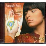 Cd Fernanda Brum Profetizando Ás Nações