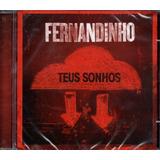 Cd Fernandinho   Teus Sonhos