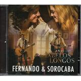 Cd Fernando E Sorocaba   Anjo De Cabelos Longos