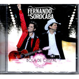 Cd Fernando E Sorocaba   Bola De Cristal   Ao Vivo