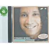 Cd Fernando Mendes Recordações   Lacrado   N3