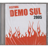 Cd Festival Demo Sul   Autoramas Canastra Substitutes Outros