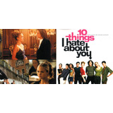 Cd Filme 10 Things I Hate About You 1999 Usado