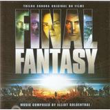 Cd Final Fantasy   Trilha Sonora   Novo Deslacrado Importado