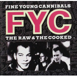 Cd Fine Young Cannibals The Raw & The Cooked  usa