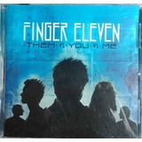 Cd Finger Eleven   Them Vs  You Vs  Me  importado eua