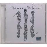 Cd Finger Eleven Finger Eleven 2003 Lacrado 12 Faixas Sony