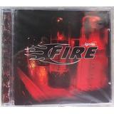 Cd Fire Ignite Importado Iron Maiden Frete Grátis