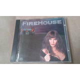 Cd Firehouse S t 1990 Hard Rock Original Importado