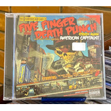 Cd Five Finger Death Punch   American Capitalist Lacrado Imp
