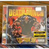 Cd Five Finger Death Punch   Got Your Six Lacrado Import