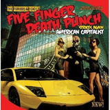 Cd Five Finger Death Punch American Capitalist  deluxe