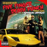Cd Five Finger Death Punch American Capitalist