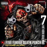Cd Five Finger Death Punch And Justice For None  deluxe