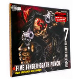 Cd Five Finger Death Punch And Justice For None 2018 Deluxe