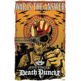 Cd Five Finger Death Punch war Is The Answer  capa Poster