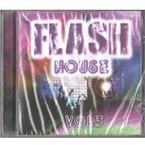 Cd Flash House Vol 3   Dee Lite   Ice Mc   Kan Novo Lacrado