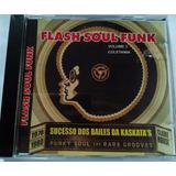 Cd Flash Soul Funk 3   Zapp   James Broun Original Lacrado