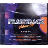 Cd Flashback Anos 90 Vol 4 Alexia Alban Corona Raff Kameron