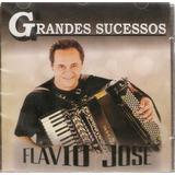 Cd Flavio José   Grandes Sucessos