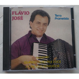 Cd Flávio José   Terra Prometida 1993