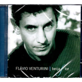 Cd Flávio Venturini   Beija Flor