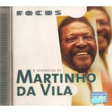 Cd Focus   Martinho Da Vila