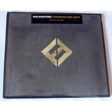 Cd Foo Fighters Concrete And Gold Original Lacrado