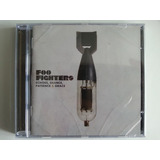 Cd Foo Fighters Echoes  Silence  Patience & Grace   Lacrado