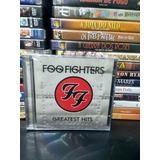 Cd Foo Fighters Greatest Hits Novo Lacrado Original