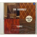 Cd For Squirrels Example 1995 Americano Lacrado 10 Faixas