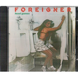 Cd Foreigner   Head Games  920547