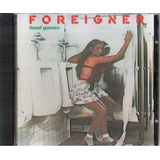 Cd Foreigner   Head Games  98830