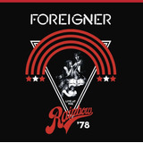 Cd Foreigner   Live At The Rainbow 78