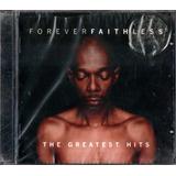 Cd Forever Faithless The Greatest Hits 2005 Lacrado