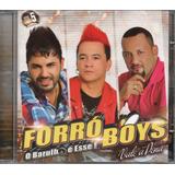 Cd Forró Boys    Vale A Pena   Vol 5