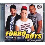 Cd Forró Boys Vol 6 Uma Nova História 2017   Orig Lacrado