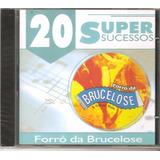 Cd Forro Da Brucelose E Gilson Neto   20 Super Sucessos