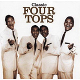 Cd Four Tops   Classic Four Tops  The Masters Collection
