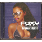 Cd Foxy Brown   Broken Silence  c  Kelis Mystikal Ron Isley