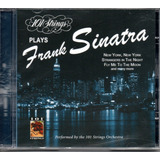 Cd Frank Sinatra   101 Strings Plays