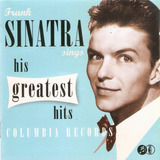 Cd Frank Sinatra   Sings His Greatest Hits