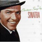 Cd Frank Sinatra Christmas Songs By Sinatra