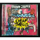 Cd Frank Zappa   Cheap Thrills