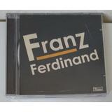 Cd Franz Ferdinand   Semi Novo